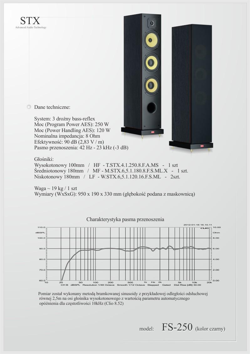 STX FS-250