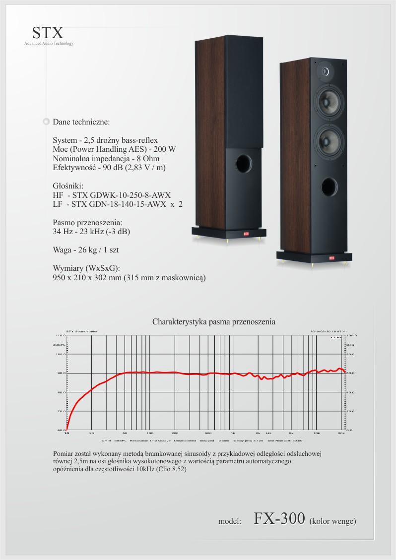 STX FX-300