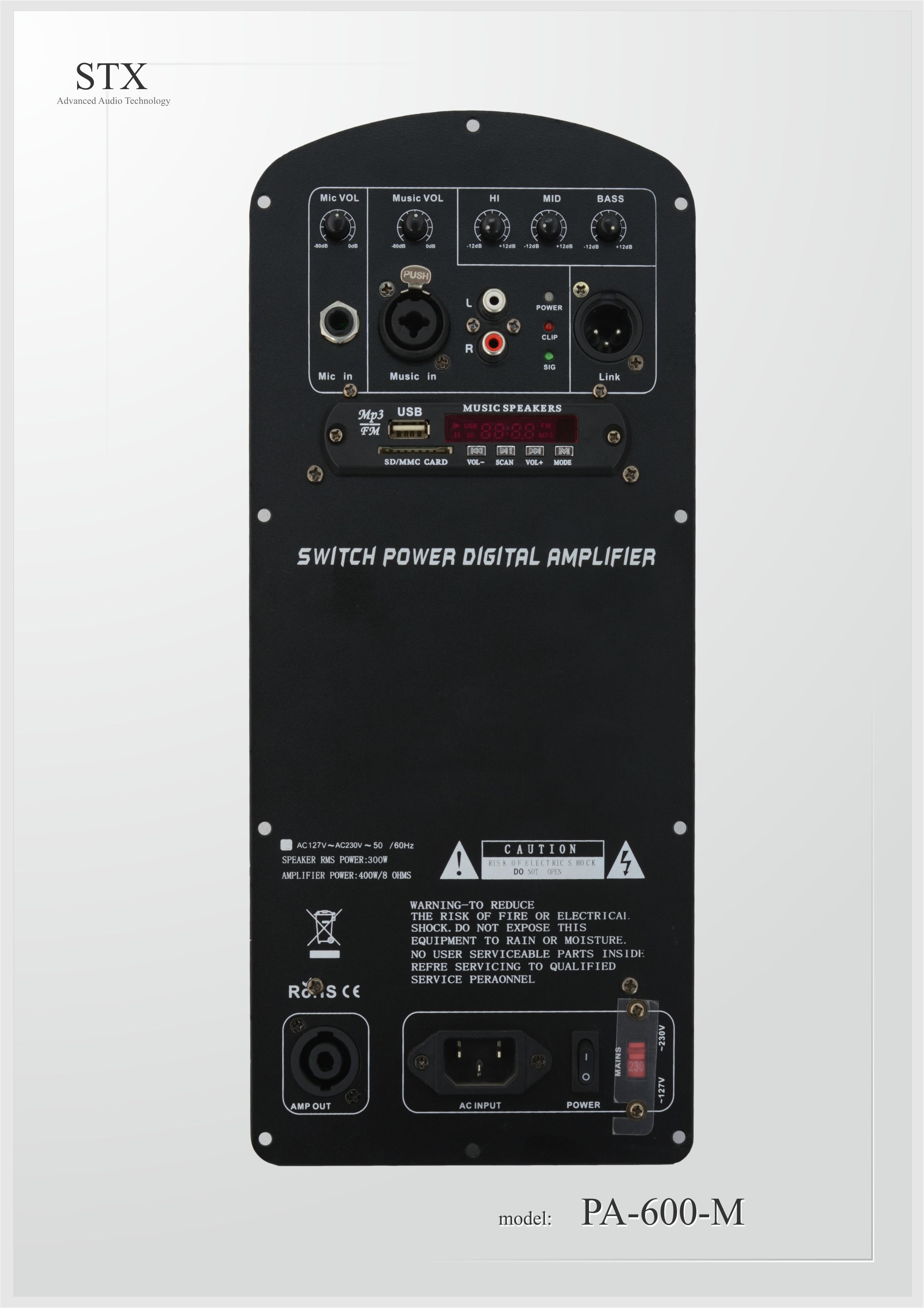 wzmacniacz-PA-600-M