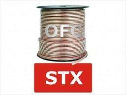 OFC Speaker cable 2x2mm^2