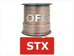 OFC Speaker cable 2x0,75mm^2