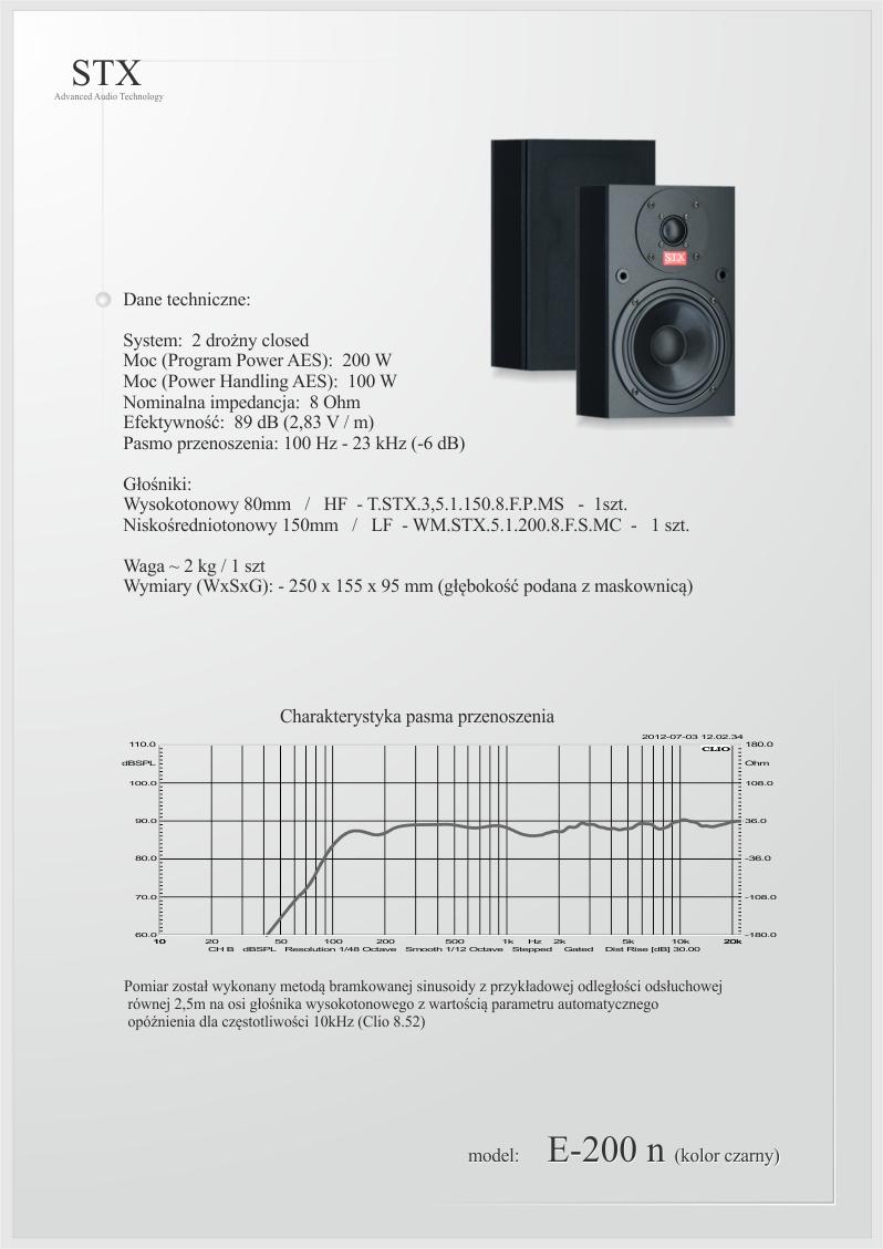 STX E-200 n