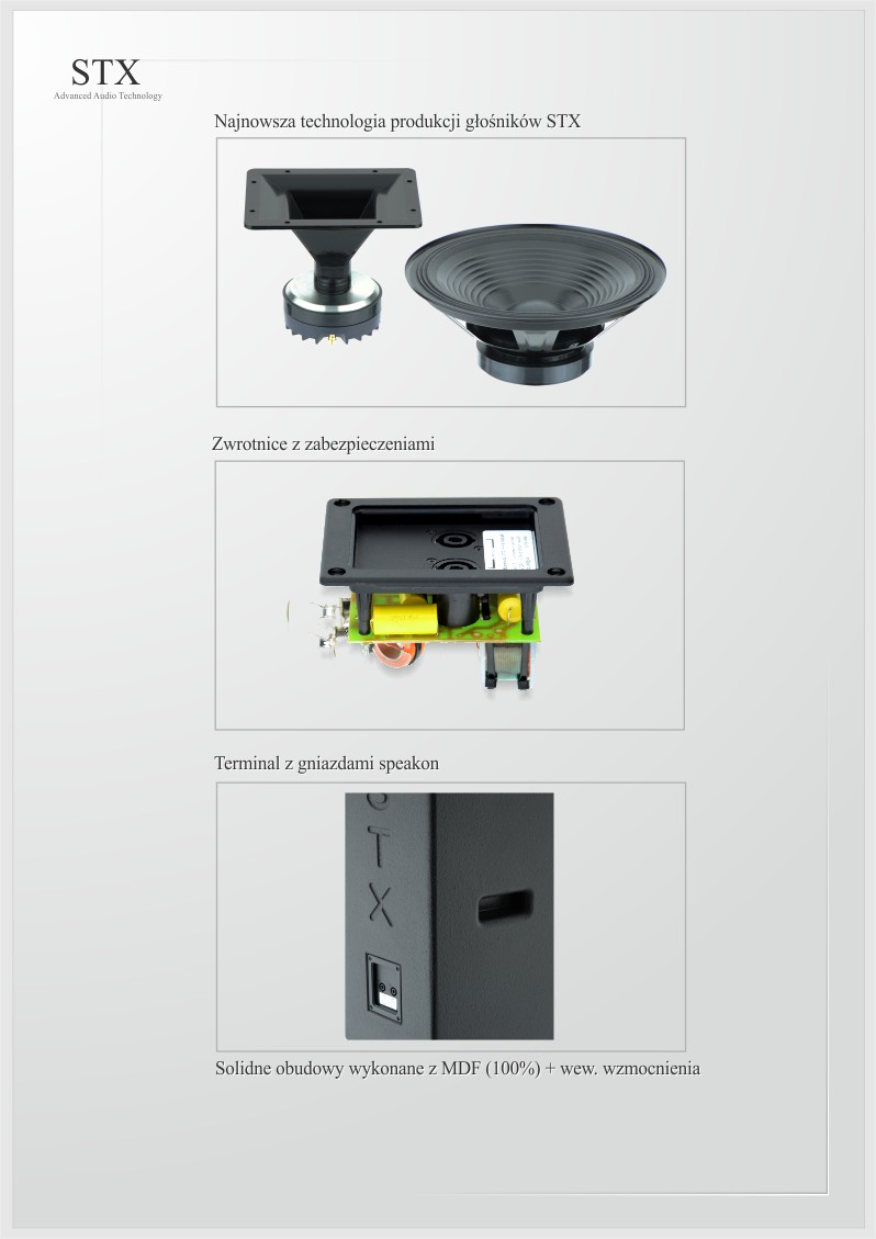 STX PA-1000-4-FR