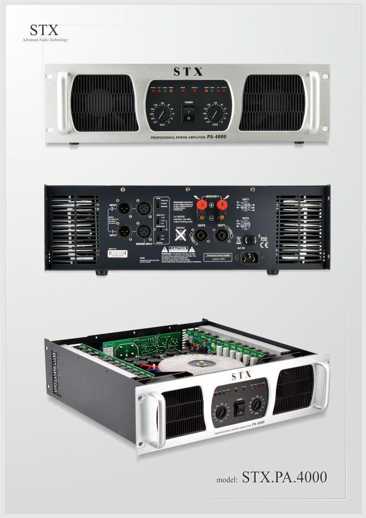 STX PA-4000