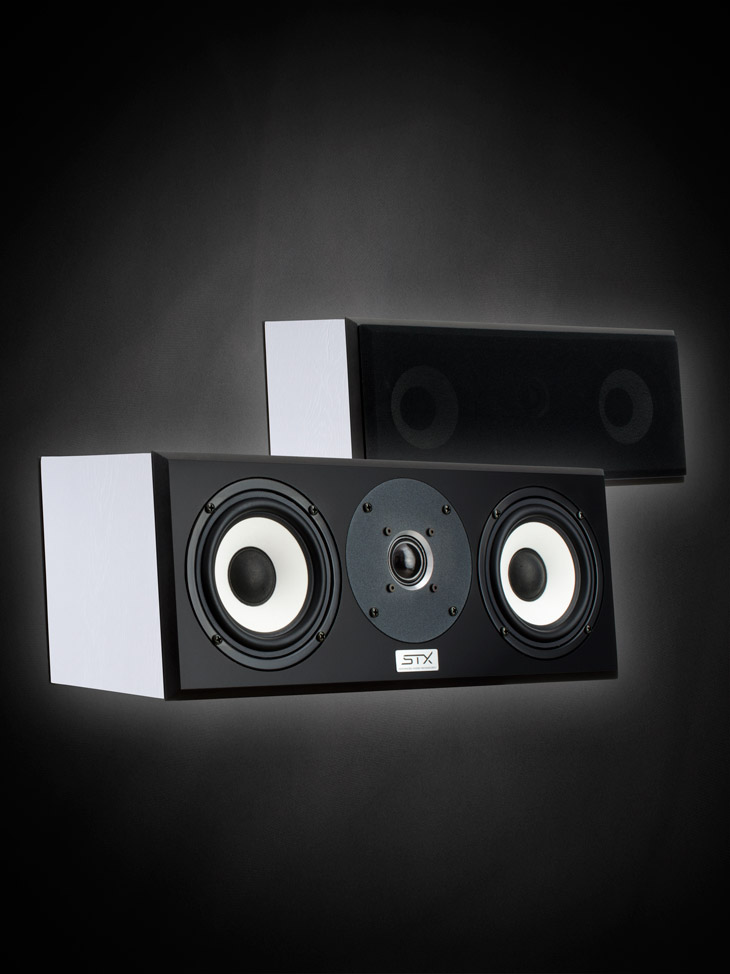 STX Electrino 150 C speakers